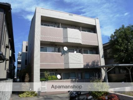 大阪府八尾市、高安駅徒歩23分の築17年 3階建の賃貸マンション
