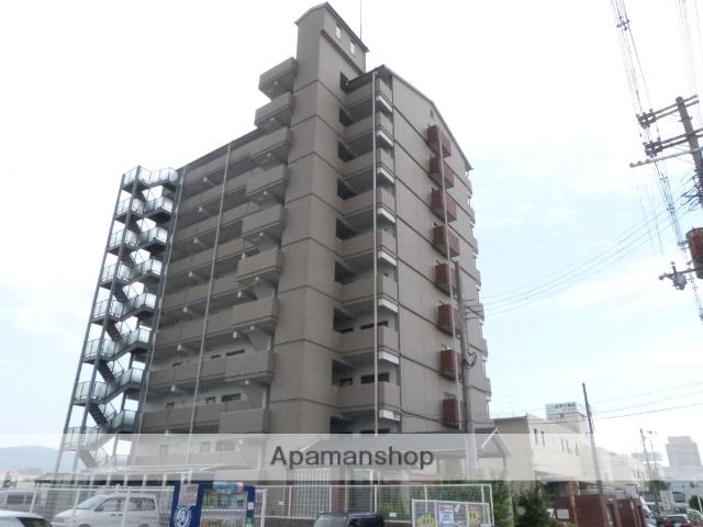 大阪府東大阪市、鴻池新田駅徒歩17分の築22年 10階建の賃貸マンション