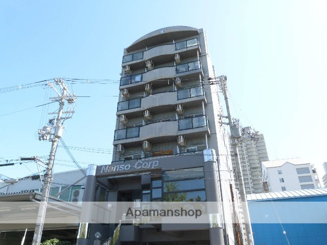 大阪府東大阪市、荒本駅徒歩12分の築23年 7階建の賃貸マンション