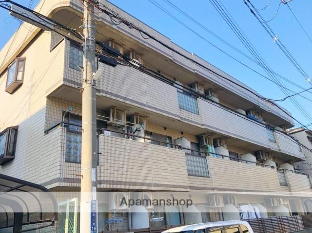 大阪府東大阪市、鴻池新田駅徒歩25分の築27年 3階建の賃貸マンション