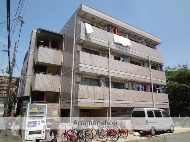 大阪府東大阪市、河内小阪駅徒歩14分の築25年 4階建の賃貸マンション
