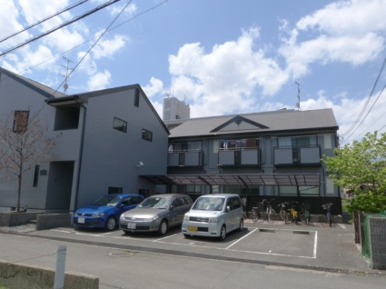 大阪府東大阪市、河内永和駅徒歩22分の築18年 2階建の賃貸アパート