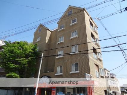 大阪府八尾市、近鉄八尾駅徒歩22分の築26年 5階建の賃貸マンション