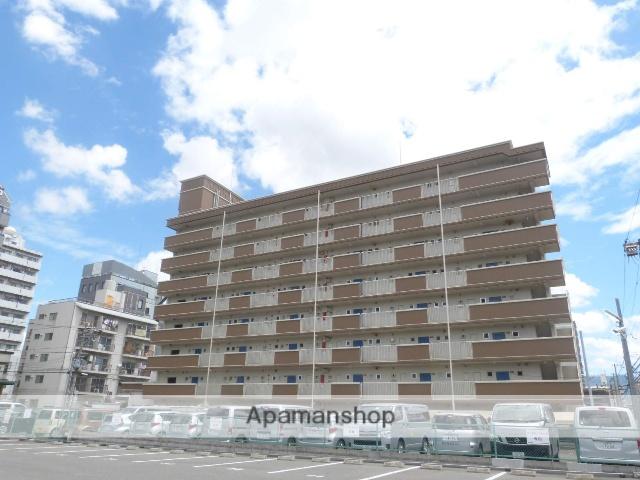 大阪府東大阪市、長田駅徒歩4分の築35年 8階建の賃貸マンション