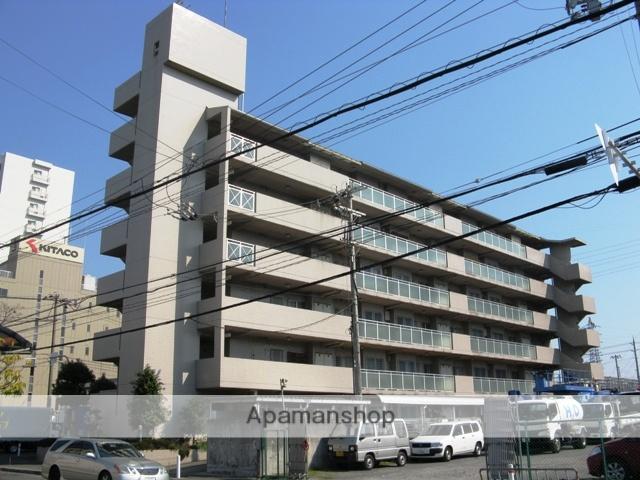 大阪府東大阪市、八戸ノ里駅徒歩23分の築21年 6階建の賃貸マンション