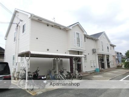 大阪府東大阪市、瓢箪山駅徒歩22分の築17年 2階建の賃貸アパート