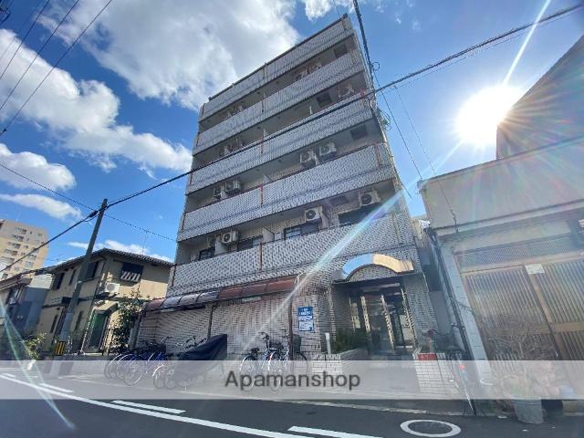 大阪府東大阪市、布施駅徒歩7分の築24年 7階建の賃貸マンション