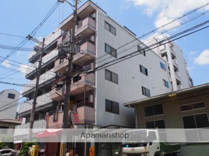 大阪府東大阪市、河内永和駅徒歩16分の築25年 5階建の賃貸マンション
