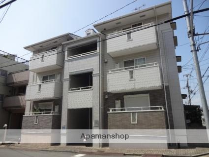 大阪府東大阪市、JR俊徳道駅徒歩6分の築15年 3階建の賃貸アパート