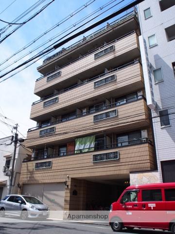 大阪府東大阪市、河内永和駅徒歩12分の築20年 6階建の賃貸マンション