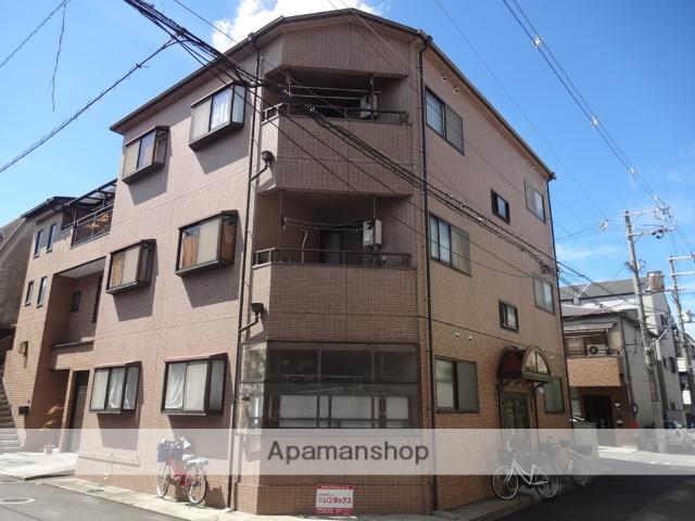大阪府東大阪市、JR俊徳道駅徒歩7分の築24年 3階建の賃貸マンション