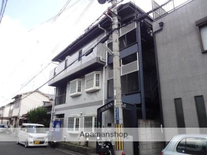 大阪府東大阪市、JR俊徳道駅徒歩6分の築28年 3階建の賃貸マンション