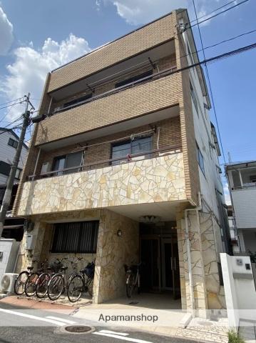大阪府東大阪市、俊徳道駅徒歩10分の築38年 3階建の賃貸マンション