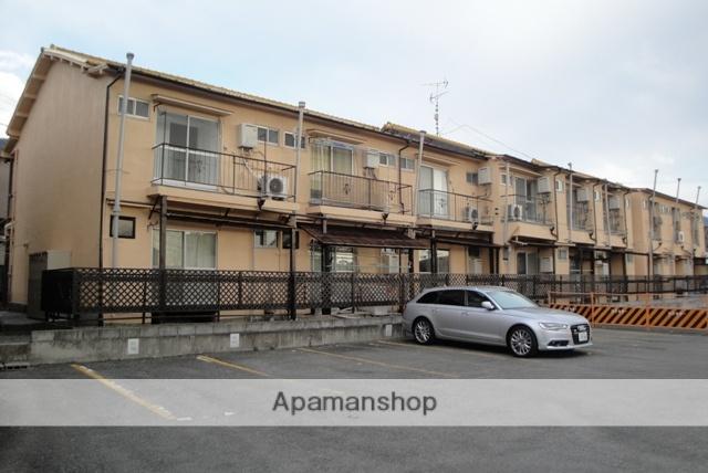 大阪府東大阪市、瓢箪山駅徒歩15分の築45年 2階建の賃貸アパート