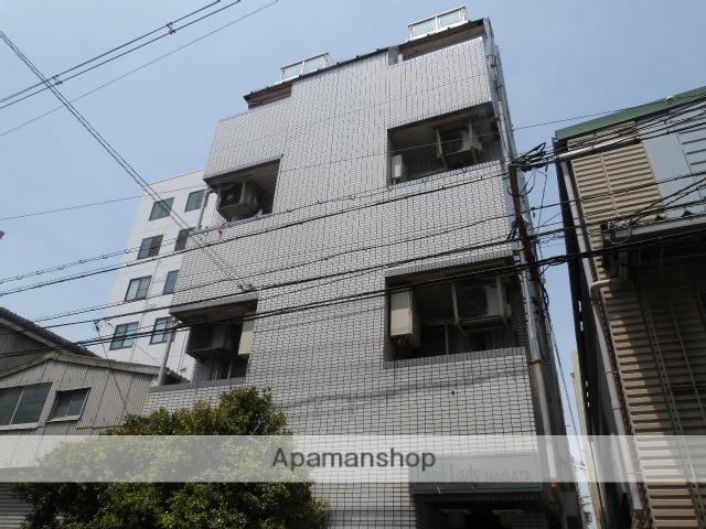 大阪府東大阪市、長田駅徒歩12分の築28年 5階建の賃貸マンション