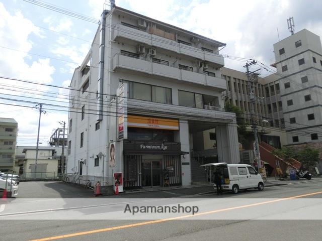 大阪府東大阪市、河内花園駅徒歩14分の築29年 5階建の賃貸マンション