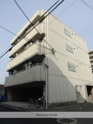 大阪府東大阪市、布施駅徒歩9分の築19年 4階建の賃貸マンション