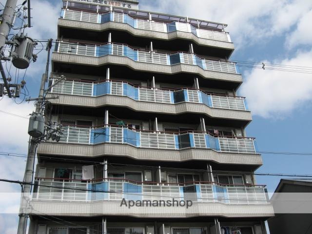 大阪府東大阪市、JR河内永和駅徒歩8分の築22年 7階建の賃貸マンション