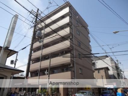 大阪府東大阪市、JR河内永和駅徒歩12分の築18年 7階建の賃貸マンション