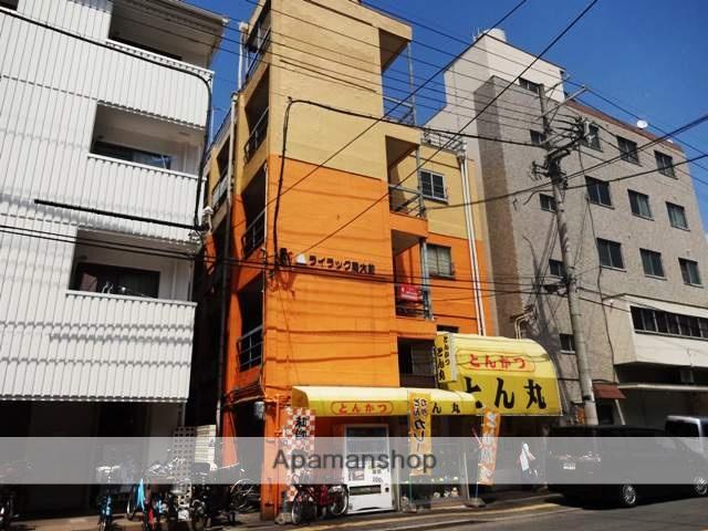 大阪府東大阪市、河内永和駅徒歩19分の築48年 4階建の賃貸マンション