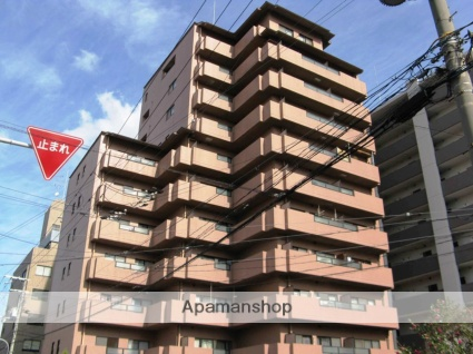 大阪府東大阪市、荒本駅徒歩3分の築22年 11階建の賃貸マンション