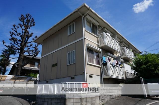 大阪府東大阪市、東花園駅徒歩23分の築24年 2階建の賃貸アパート