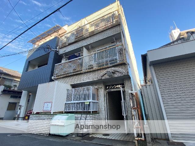 大阪府東大阪市、俊徳道駅徒歩9分の築28年 4階建の賃貸マンション