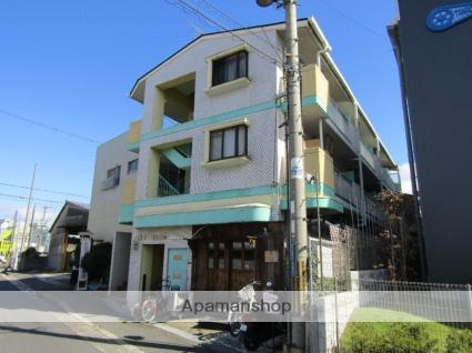 大阪府東大阪市、若江岩田駅徒歩17分の築28年 3階建の賃貸マンション