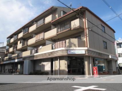 大阪府東大阪市、JR河内永和駅徒歩7分の築26年 4階建の賃貸マンション