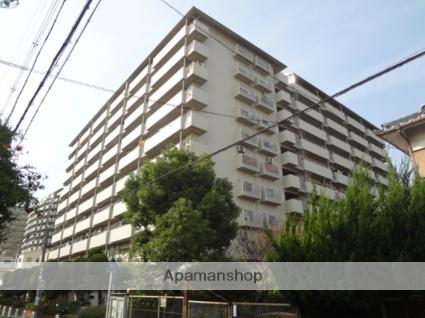 大阪府東大阪市、河内永和駅徒歩15分の築35年 10階建の賃貸マンション