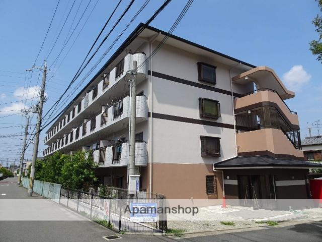 大阪府八尾市、河内山本駅徒歩16分の築28年 4階建の賃貸マンション
