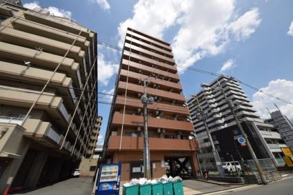 大阪府東大阪市、長田駅徒歩1分の築17年 11階建の賃貸マンション