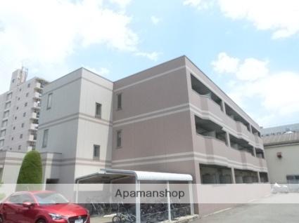 大阪府東大阪市、長田駅徒歩13分の築13年 3階建の賃貸マンション