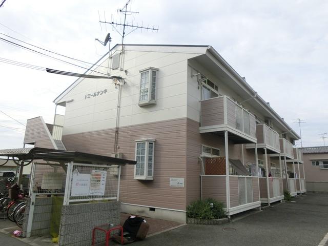 大阪府東大阪市、河内花園駅徒歩34分の築21年 2階建の賃貸アパート