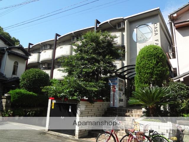 大阪府東大阪市、八戸ノ里駅徒歩23分の築26年 3階建の賃貸マンション