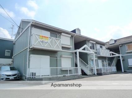 大阪府堺市中区、深井駅徒歩7分の築27年 2階建の賃貸アパート