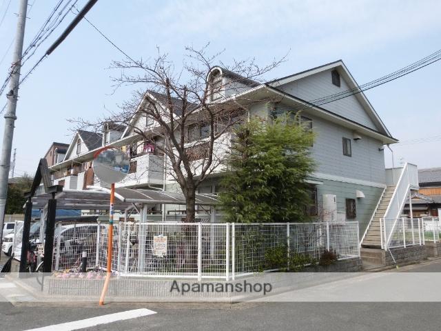 大阪府八尾市、高安駅徒歩11分の築22年 2階建の賃貸アパート