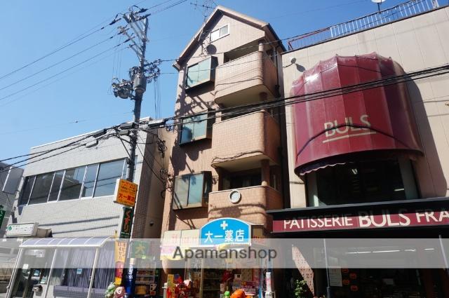 大阪府八尾市、柏原駅徒歩17分の築20年 4階建の賃貸マンション