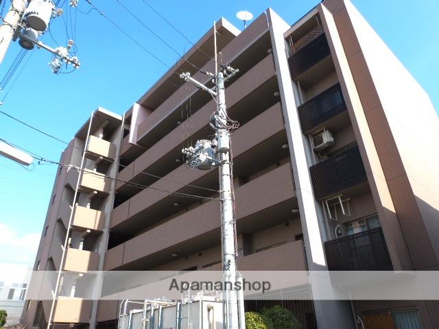 大阪府東大阪市、若江岩田駅徒歩18分の築13年 6階建の賃貸マンション