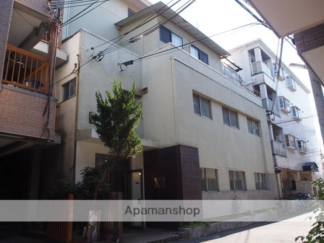 大阪府東大阪市、JR河内永和駅徒歩12分の築44年 4階建の賃貸マンション