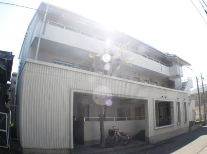 大阪府東大阪市、俊徳道駅徒歩16分の築31年 3階建の賃貸マンション