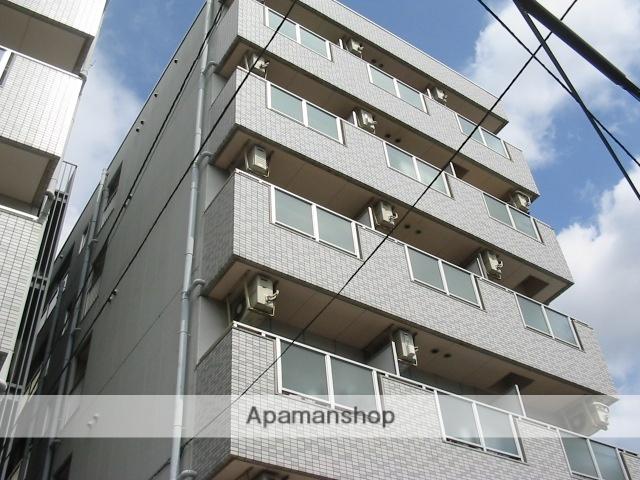 大阪府東大阪市、JR河内永和駅徒歩8分の築25年 6階建の賃貸マンション