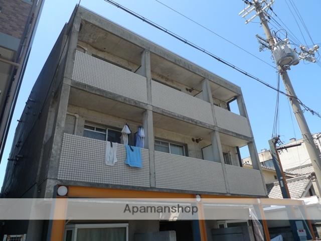 大阪府東大阪市、JR俊徳道駅徒歩20分の築27年 4階建の賃貸マンション