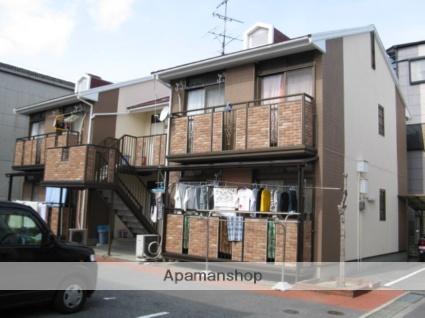 大阪府東大阪市、東花園駅徒歩38分の築27年 2階建の賃貸アパート