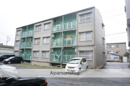大阪府東大阪市、瓢箪山駅徒歩10分の築31年 3階建の賃貸マンション