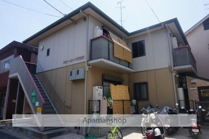 大阪府東大阪市、河内花園駅徒歩23分の築14年 2階建の賃貸アパート