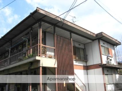 大阪府東大阪市、東花園駅徒歩15分の築42年 2階建の賃貸アパート