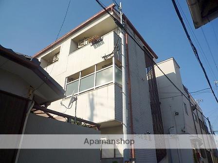 大阪府東大阪市、JR長瀬駅徒歩16分の築28年 3階建の賃貸マンション