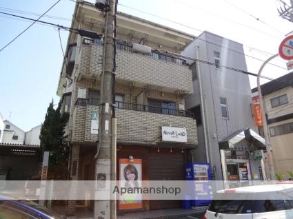 大阪府東大阪市、高井田中央駅徒歩8分の築30年 3階建の賃貸マンション