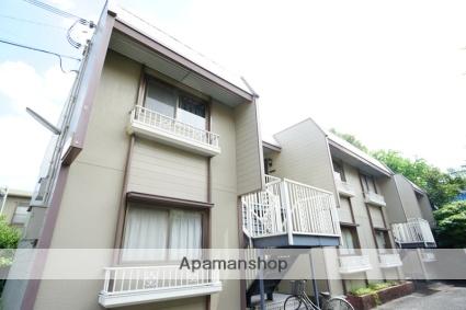 大阪府茨木市、公園東口駅徒歩17分の築28年 2階建の賃貸アパート